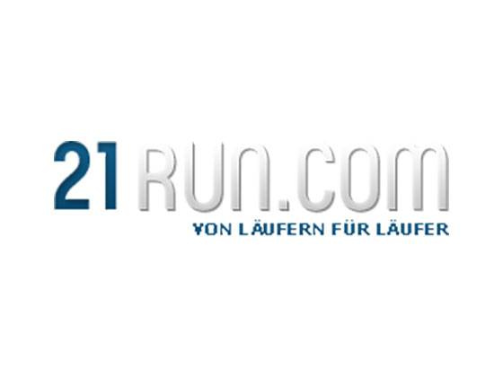 21RUN.COM Gutscheine