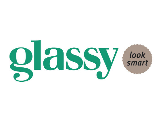 Glassy- look smart